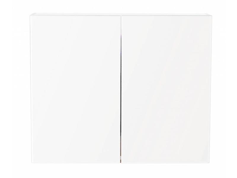 """Spiegelkast """" Avior 75 x 62 glossy white """""""