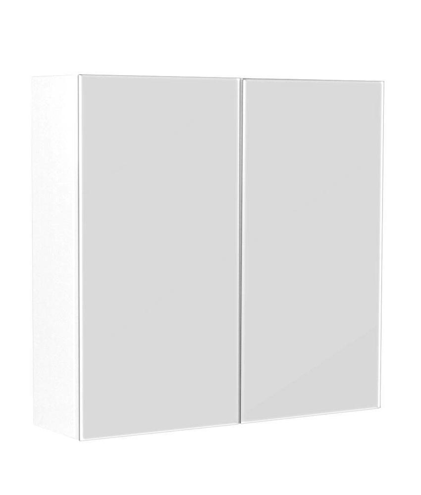 """Spiegelkast """" Chara 66 x 62 glossy white """""""
