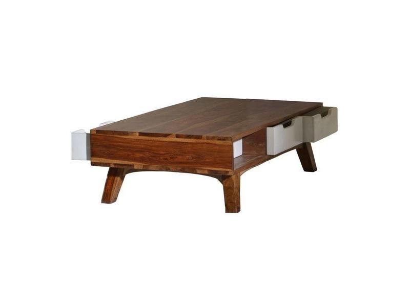 Salontafel XL - Jaren '60 stijl