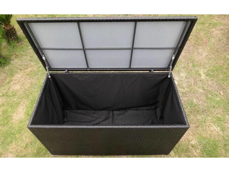 """Kussenbox """" XXL Grijs (5 mm) """""""