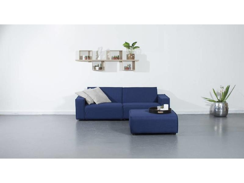 All weather Loungeset + H 220 cm - Denim Drift