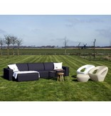 All weather Loungeset L 320x150 cm - Taupe's Touch