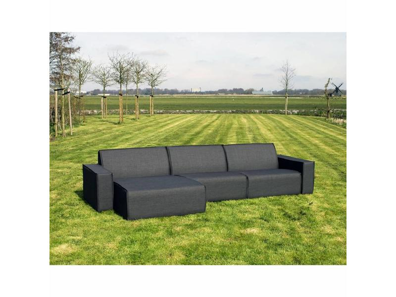 All weather Loungeset L 320x150 cm - Denim Drift