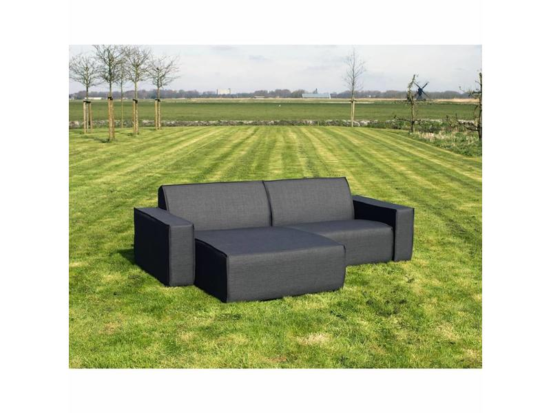 All weather Loungeset L 228x150 cm - Denim Drift