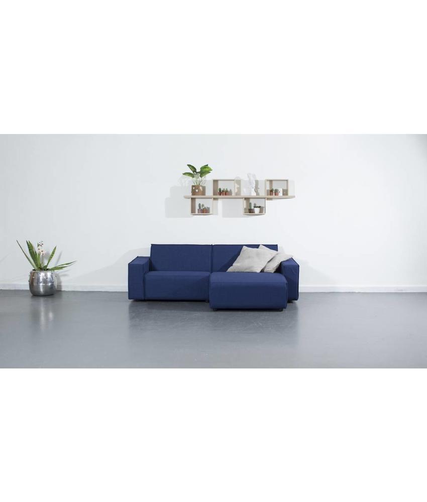 All weather Loungeset R 228x150 cm - Denim Drift