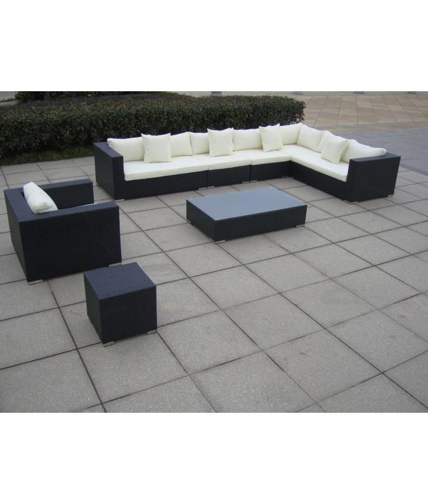 Luxe Loungeset Zwart.Loungesets Voor Optimaal Compleet Comfort In Uw Tuin Vhcollection