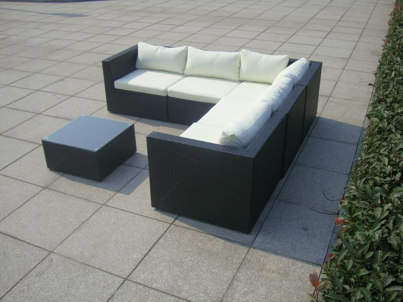 "Loungeset "" Surprise Zwart """
