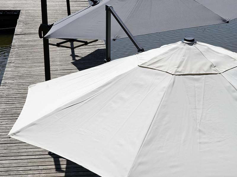 "Parasol "" Juist 3,0 m Beige """