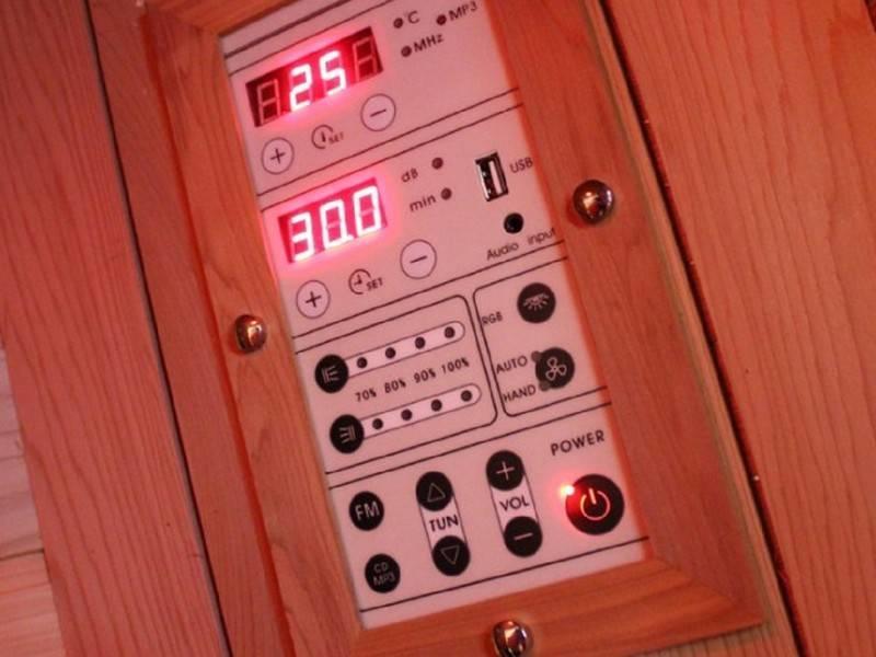 Nobel Sauna 210R