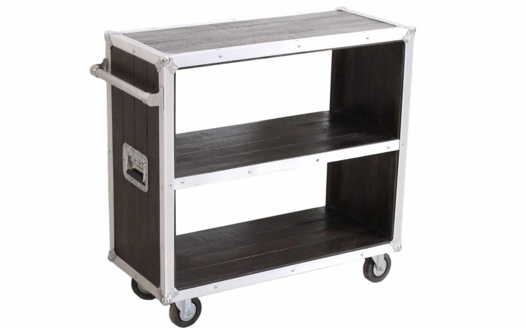 Houten Open Kast : ≥ unieke teak houten open kast met uniek design uit bali kasten