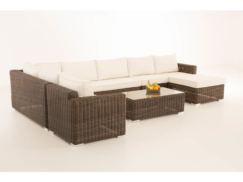 "Loungeset "" Perfecto Bruin """