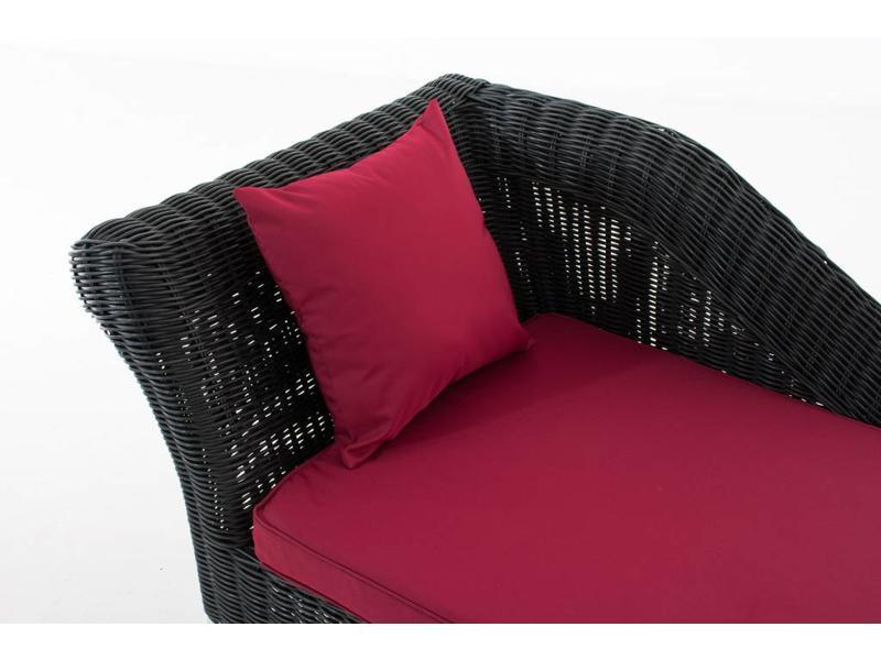 "Chaise longue "" Savannah Zwart-Rood """