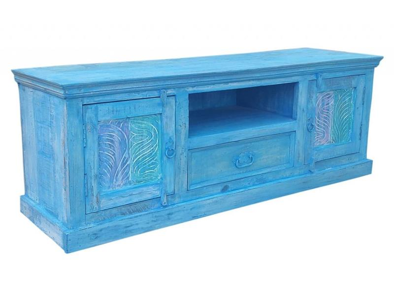 TV Meubel Blauw - Azul