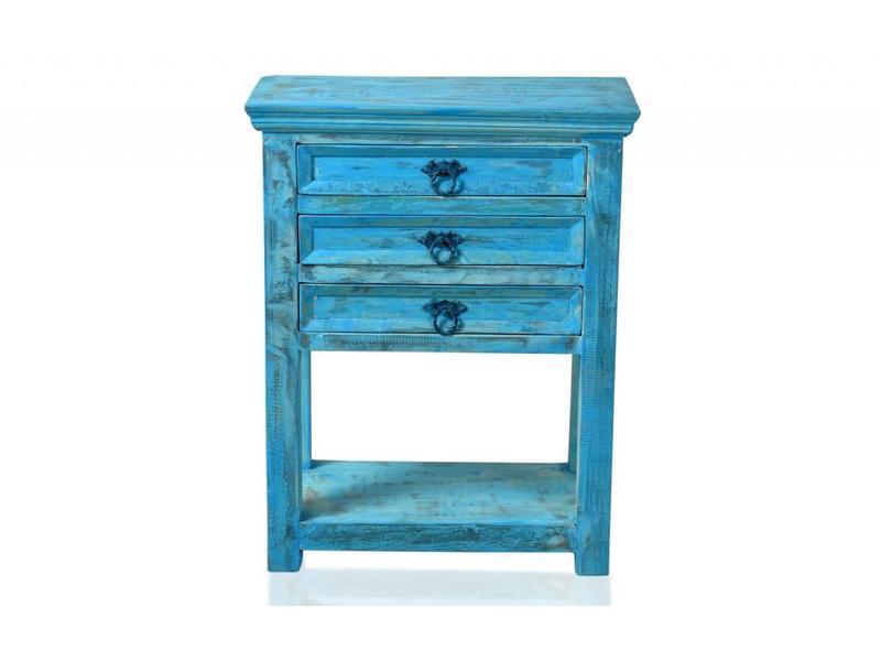 Sidetable Blauw - Azul