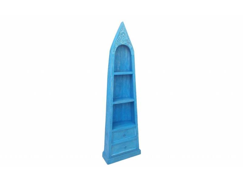 Bootkast Blauw - Azul