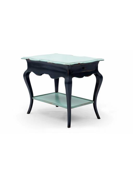 Sidetable donkerblauw - Bijoux