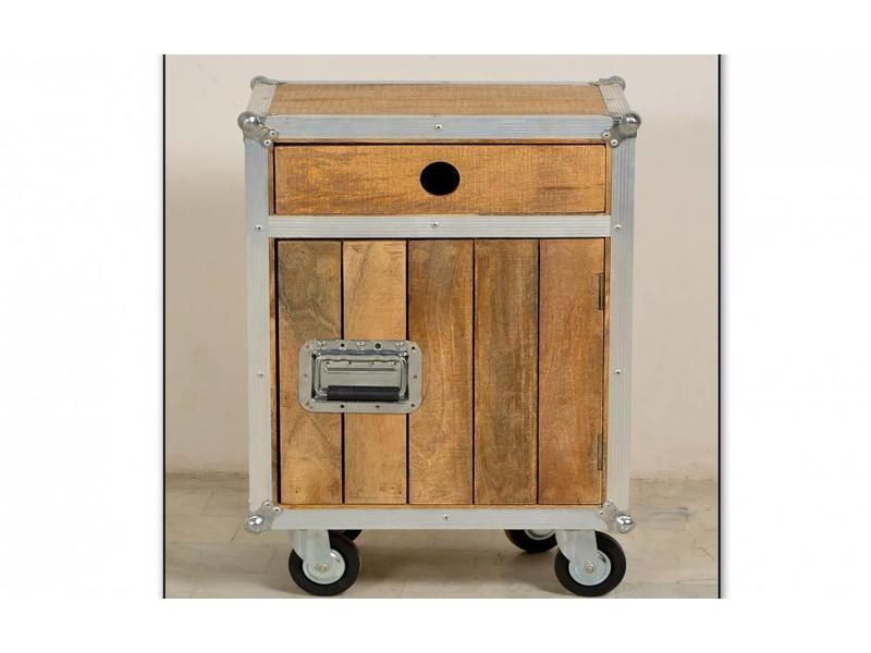 Wandkastje S op wielen - Boxes