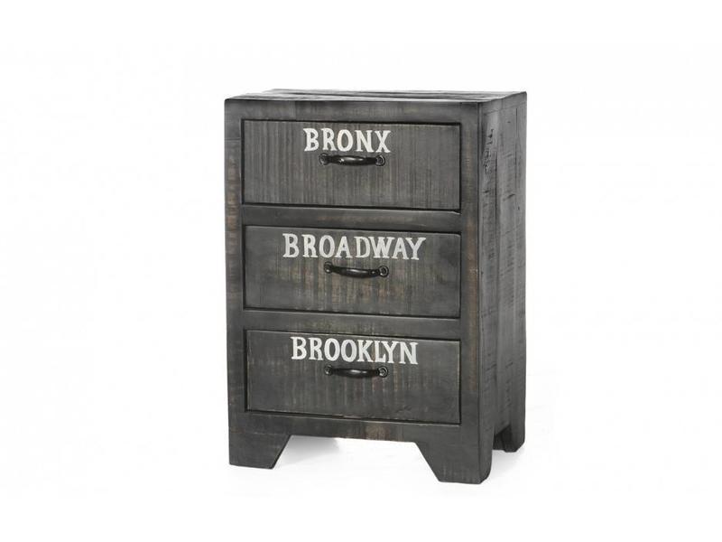 Nachtkastje - Brooklyn