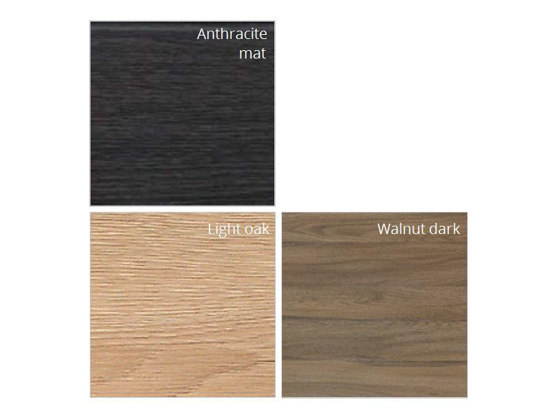 "Badkamerkast "" Alya 150 light oak """