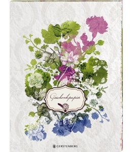 Geschenkpapier-Heft - Shakespeares Gärten