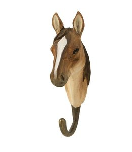 Kleiderhaken Arabisches Pferd