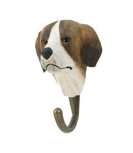 Kleiderhaken Hund