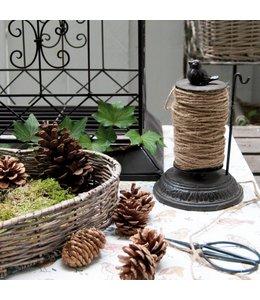 Clayre & Eef Gartenschnurhalter mit Blumenschere