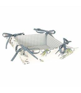 """Brotkörbchen Vintage Brotkörbchen """"Lavendel der Provence"""""""