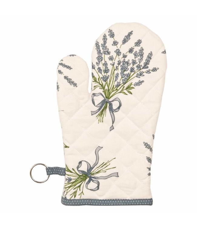 """Ofenhandschuh """"Lavendel der Provence"""""""