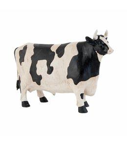 Deko Vintage Kuh Dekofigur
