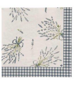 "Papierservietten ""Lavendel der Provence"""