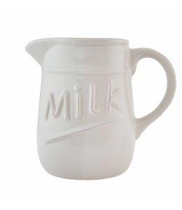 Milchkännchen Keramik 0,75 Liter