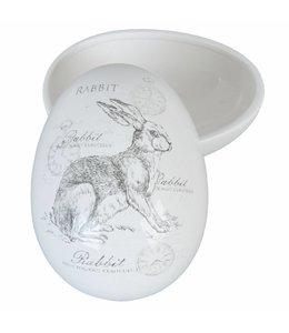 Osterei Keramik