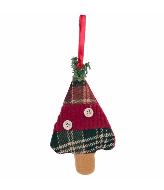 Weihnachtsbaum-Anhänger Tanne