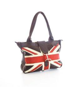 """Handtaschen Vintage Englische Handtasche """"British Flag Weekend Bag"""""""