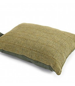 TWEEDMILL Kniekissen Tweed Olive