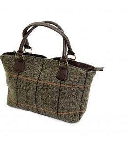Handtaschen Vintage Handtasche Tweed