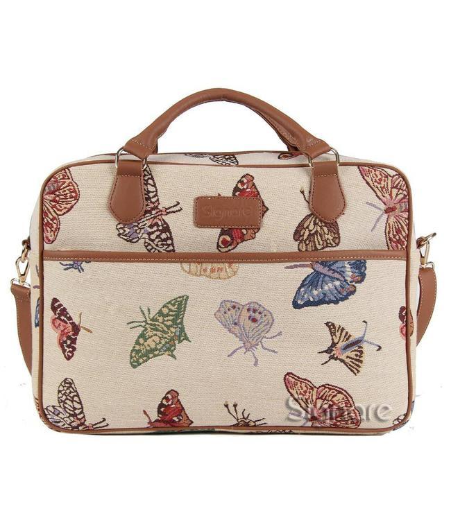 """Signare Businesstasche """"Schmetterlinge"""""""