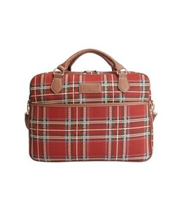 "Signare Businesstasche ""Royal Stewart Tartan"""