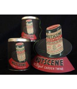 Nutscene Nutscene Gartenschnur in Retro Dose (2 Farben)