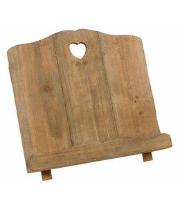 Kochbuchhalter Holz