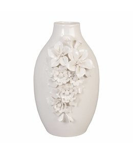 Blumenvase Porzellan