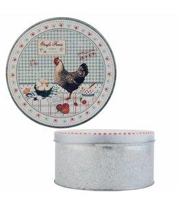 Aufbewahrungsdose für die Landhausküche