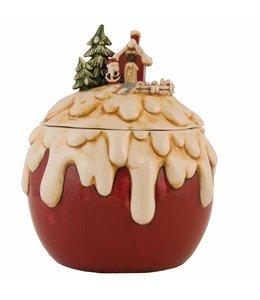 """Weihnachtsdeko Vorratsdose """"Christmas"""""""