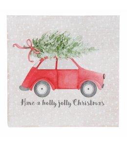 """Papierservietten """"Weihnachtsbaum"""""""