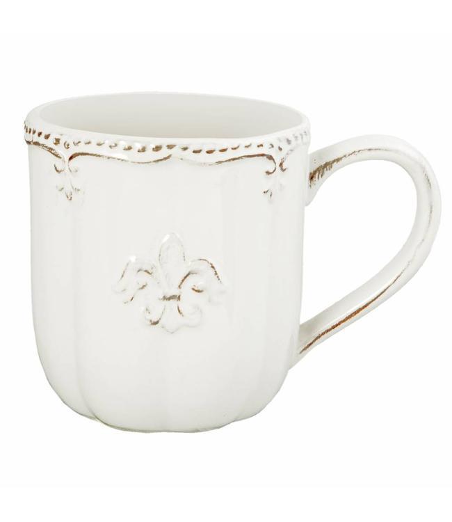 """Kaffeebecher """"Französische Lilie"""""""