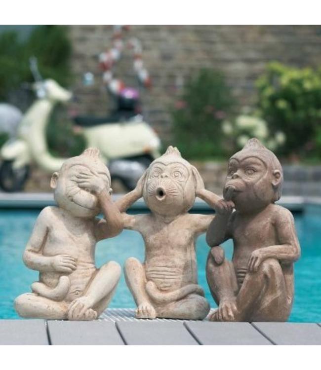 Drei Affen Nichts Sehen Nichts Hören Nichts Sagen