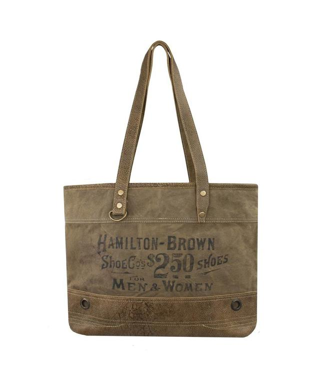 Vintage Schultertasche Hamilton
