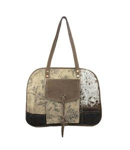 """Handtaschen Vintage Handtasche Landhausstil """"Rose"""""""