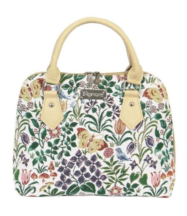 "Gobelin Handtasche ""Spring Flower"""